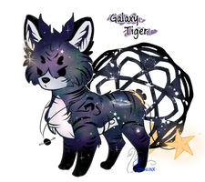 FOXUKI Galaxy Tiger CLOSE Auction by FoMNLiNX