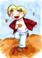 Happy Little Guy by Butterscotch25