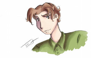 It Is Trent by Butterscotch25