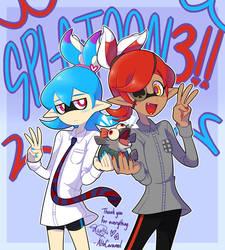 Splatoon: squid game... 3!