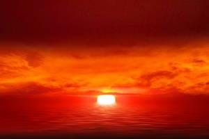 SUNSET STOCK I by ArwenArts