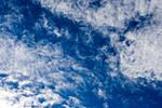 SOFT CLOUDY SKY STOCK