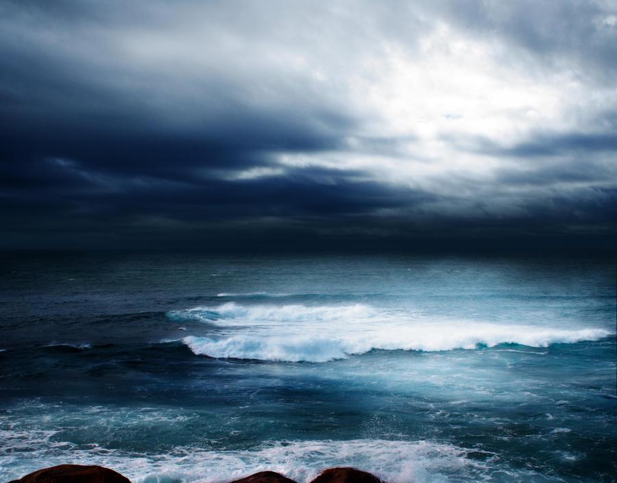 STORM AT SEA BG STOCK VII.3 By ArwenArts On DeviantArt