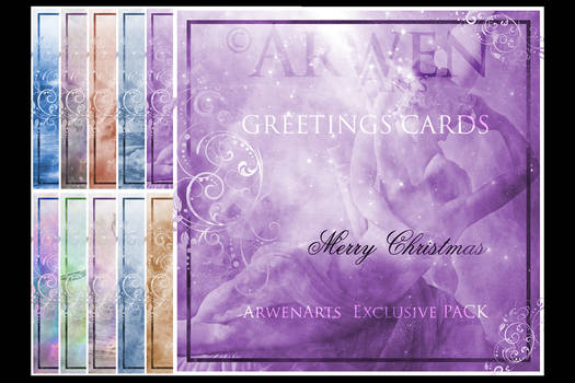 GREETING CARDS EXCLUSIVE PACK