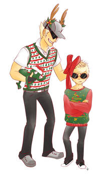 Merry Dick-mas