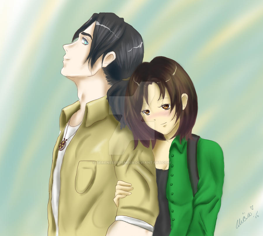 David King and Yoko Suzuki (RE: Outbreak)