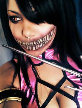 Mortal Kombat 9 Mileena - Cosplay