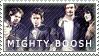 Mighty Boosh Stamp