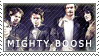 Mighty Boosh Stamp by Filthy-In-Pink
