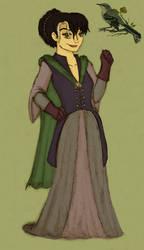 Genderswap: Petyr Baelish by Regendy