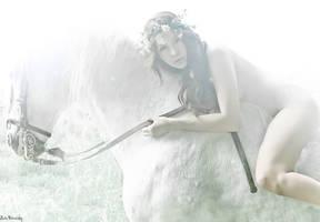 lady godiva by Nyneve