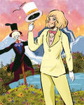 Prince Justin : Howl's moving castle