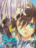 Riku and Sora - Kingdom Hearts by KurouDami