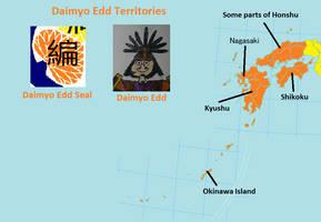 Daimyo Edd Territories by Catholic-Ronin