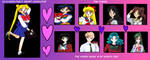 Harem Meme Usagi Tsukino And Her Senshi Harem by Catholic-Ronin