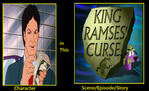 What If Eric Raymond In King Ramses' Curse