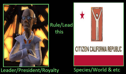 what if Governor Emmett lead Citizen California by Catholic-Ronin
