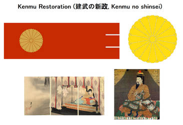 Kenmu Restoration (1333-1336) by Catholic-Ronin