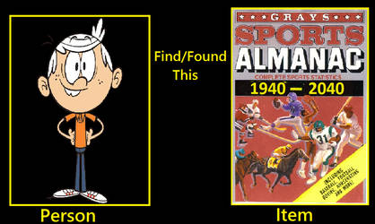 Lincoln find Grays Sports Almanac by Catholic-Ronin