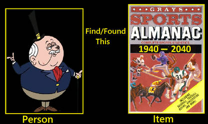lord tetherby find Grays Sports Almanac by Catholic-Ronin