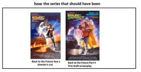 how bttf that should have been a Duology by Catholic-Ronin