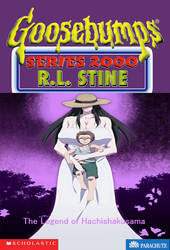 Goosebumps Series 2000 - The Legend of 8 Feet Tall by Catholic-Ronin