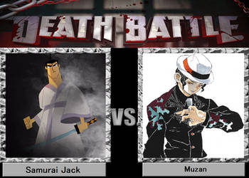 Samurai Jack vs Muzan by Catholic-Ronin