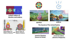 Winx Club Au - The United Realms Of Domino And And