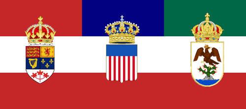 Monarchys AU- CANUSAMEX Union by Catholic-Ronin