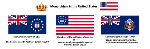Monarchism in the United States by Catholic-Ronin