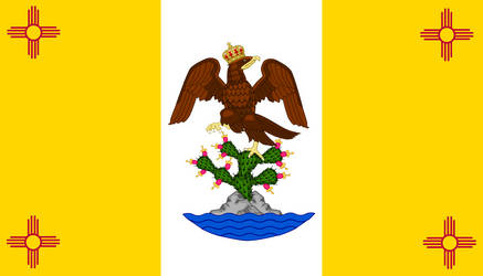 Imperial State of New Mexico by Catholic-Ronin