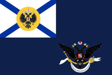Romanov Empire of Alaska by Catholic-Ronin