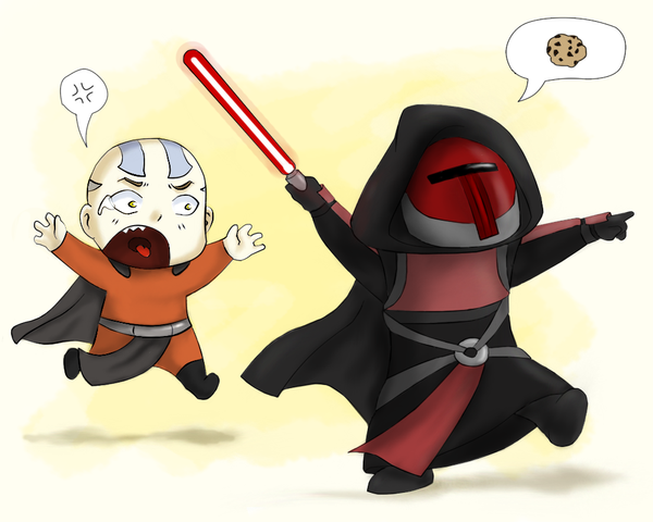 créations humouristiques - Page 3 Dark_Lord_Revan_Wants_a_Cookie_by_Purple_Twilek