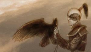 Prince Zuko and His Bird