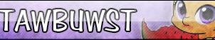 Stawbuwst Fan Button by RuushiiCZ
