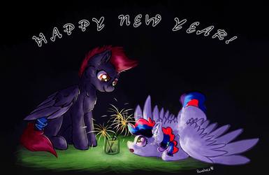 Happy New Year! by RuushiiCZ