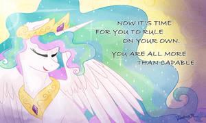 Celestia's Message