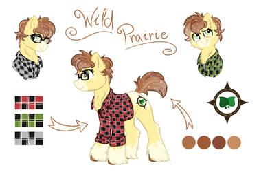 [PONYSONA] Wild Prairie *new*
