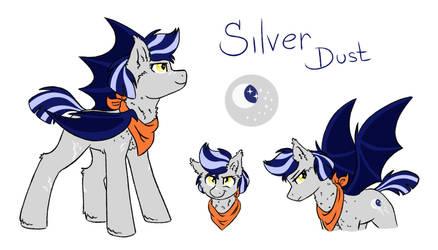[OC] Silver Dust