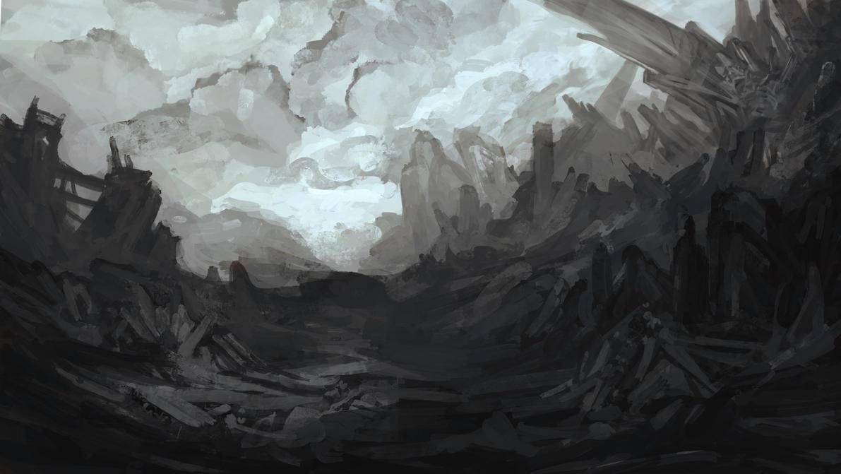 Landscape 3 by Neroit