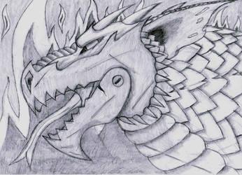 Mecha Dragon