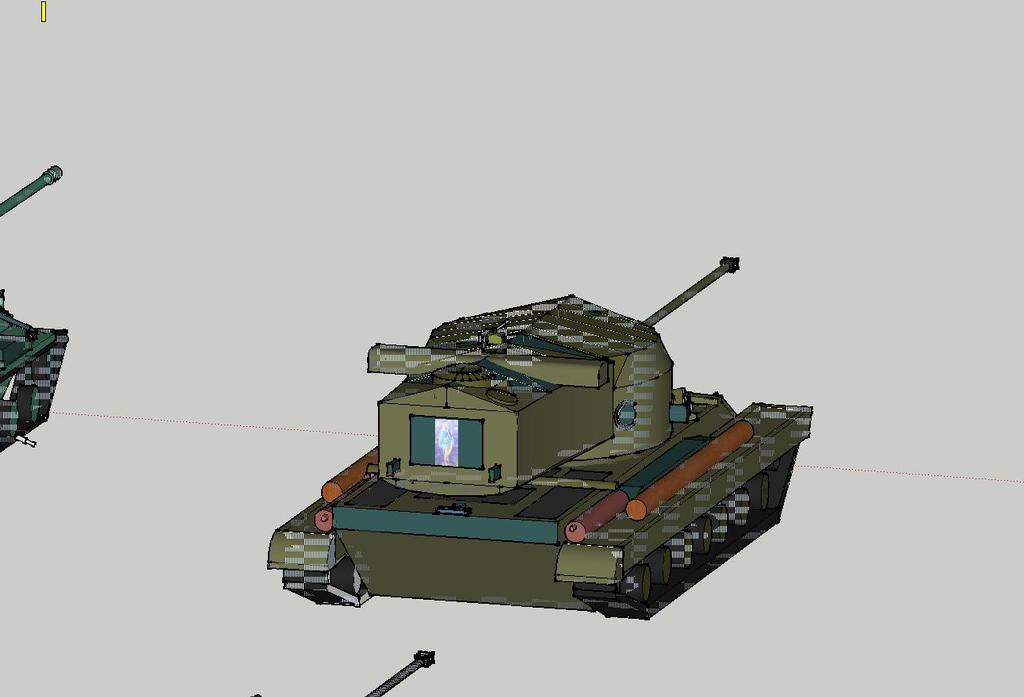 T 29 Heavy tank by Martinkarovic