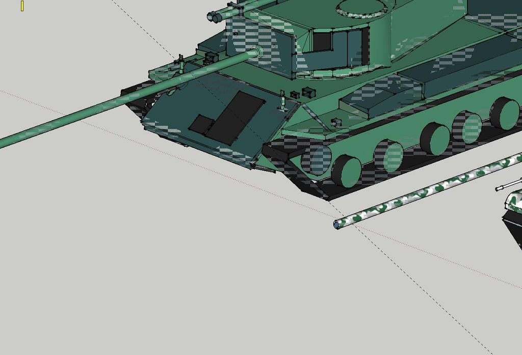 T 26E4 Superpershing by Martinkarovic