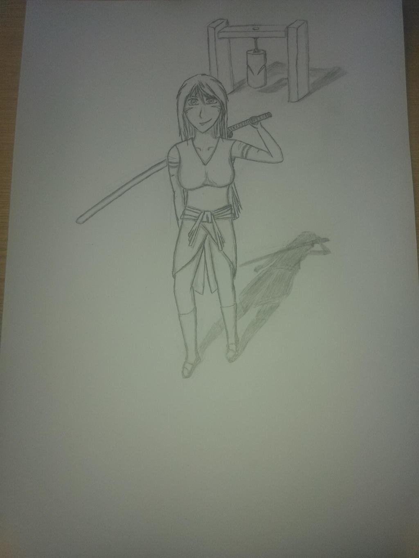 Assan-chan (gender bender contest) by Martinkarovic