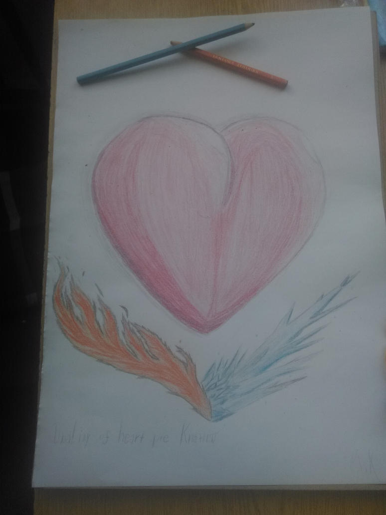 Duality of heart by Martinkarovic