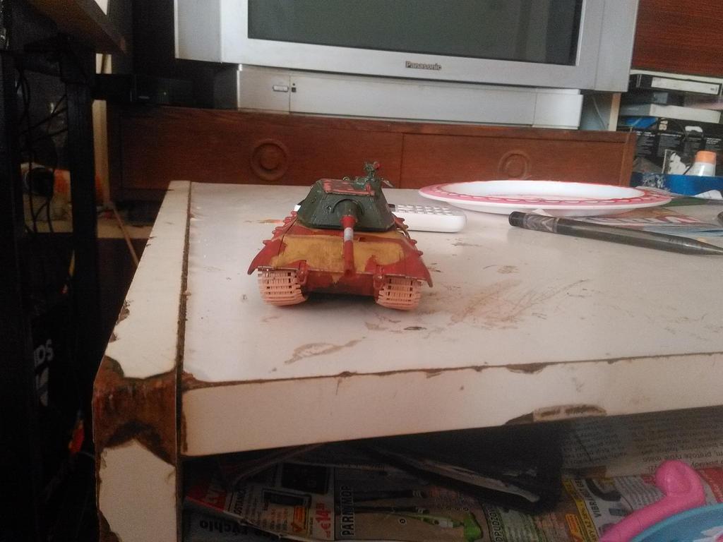 E 100 Ausf.B by Martinkarovic