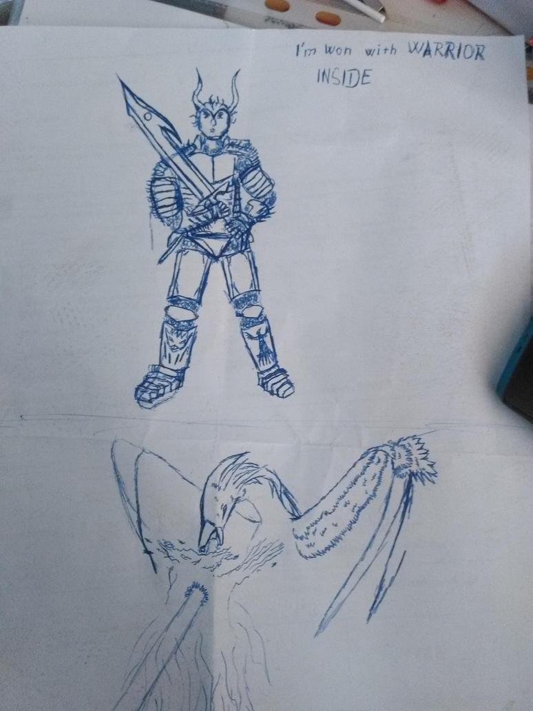 pen stuff by Martinkarovic