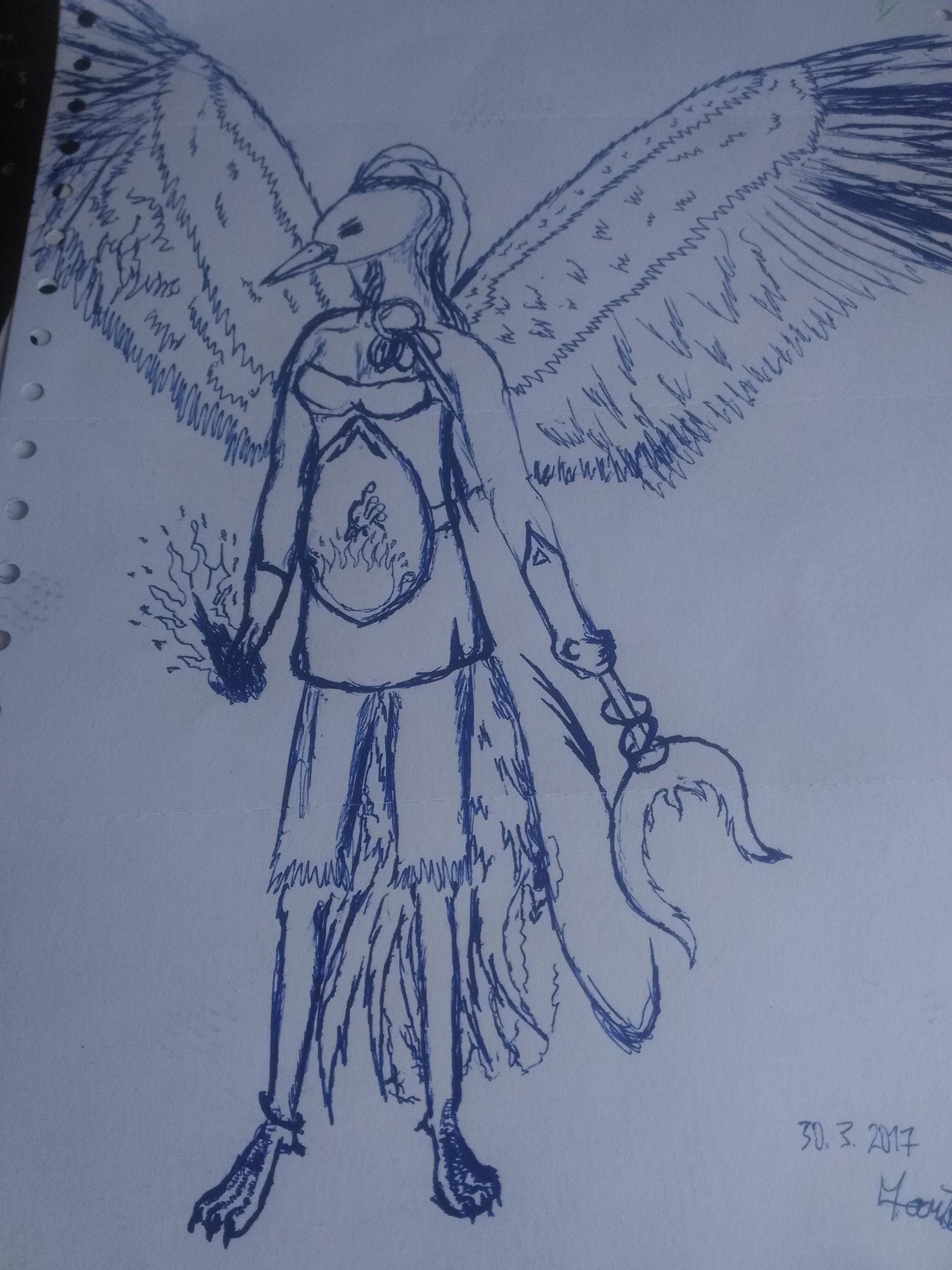 Pen Stuff 06 (Lavi Spark) by Martinkarovic