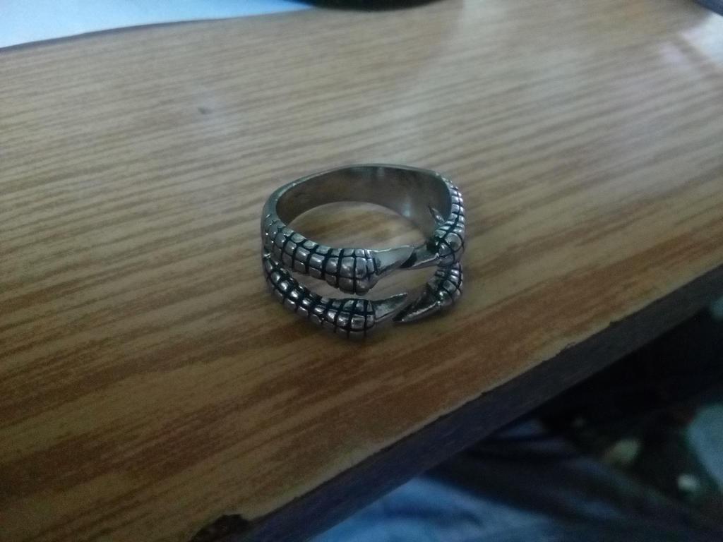 The ring by Martinkarovic