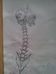 The Skull bashi thingy